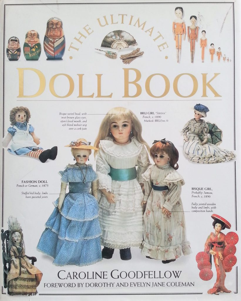 THE ULTIMATE DOLL BOOK|究極の人形本