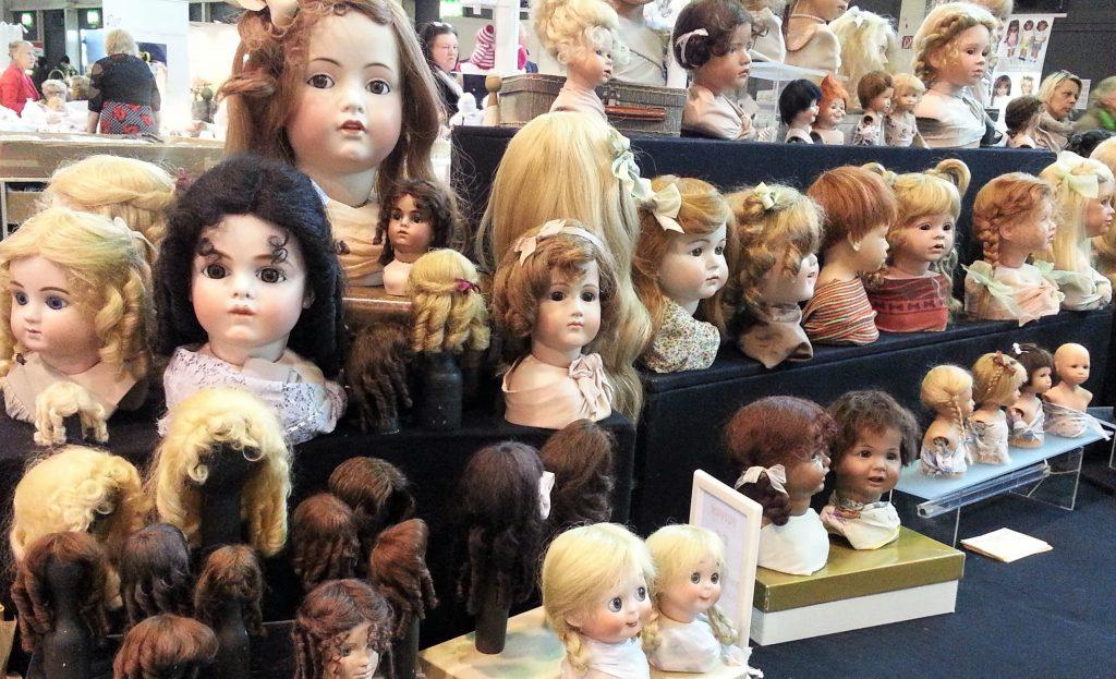 ドールウィッグ|人形のかつら屋さん
