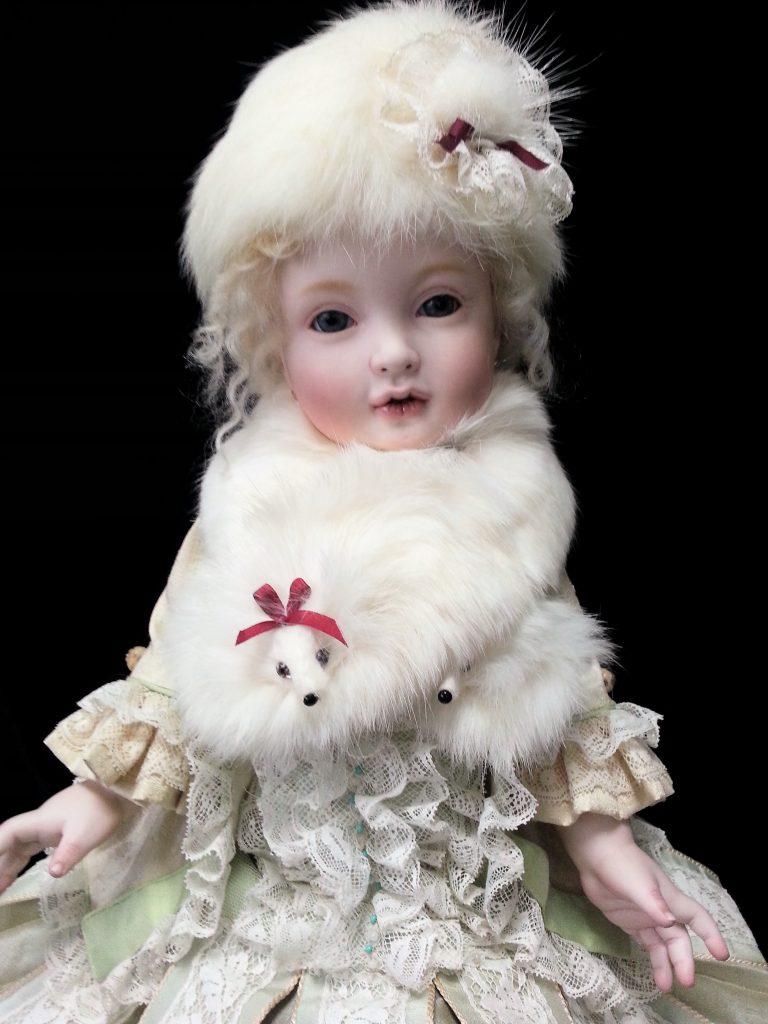 創作ビスクドール White Rabbit │タイムロマン様へ納品