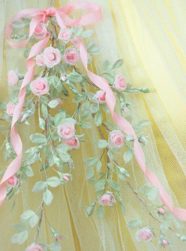 薄絹のバラ