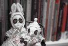 スカルッタちゃんの布人形